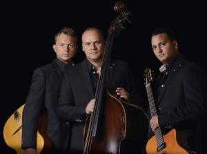 The Rosenberg Trio **International Gypsy Masters** @ Le QuecumBar
