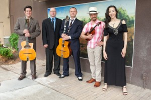 HCPhilly @ Midwest Gypsy Swing Fest @ The Art Barn | Oregon | Wisconsin | United States