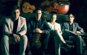 Interview with Jason Anick  and the Rhythm Future Quartet