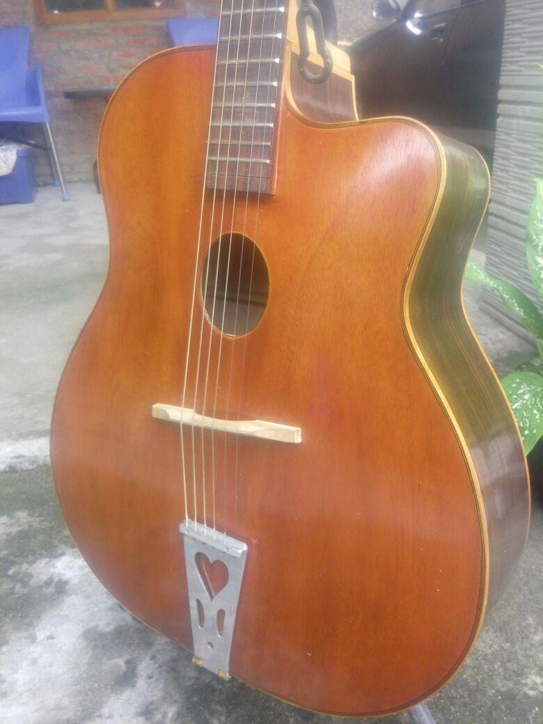 Asian made guitars