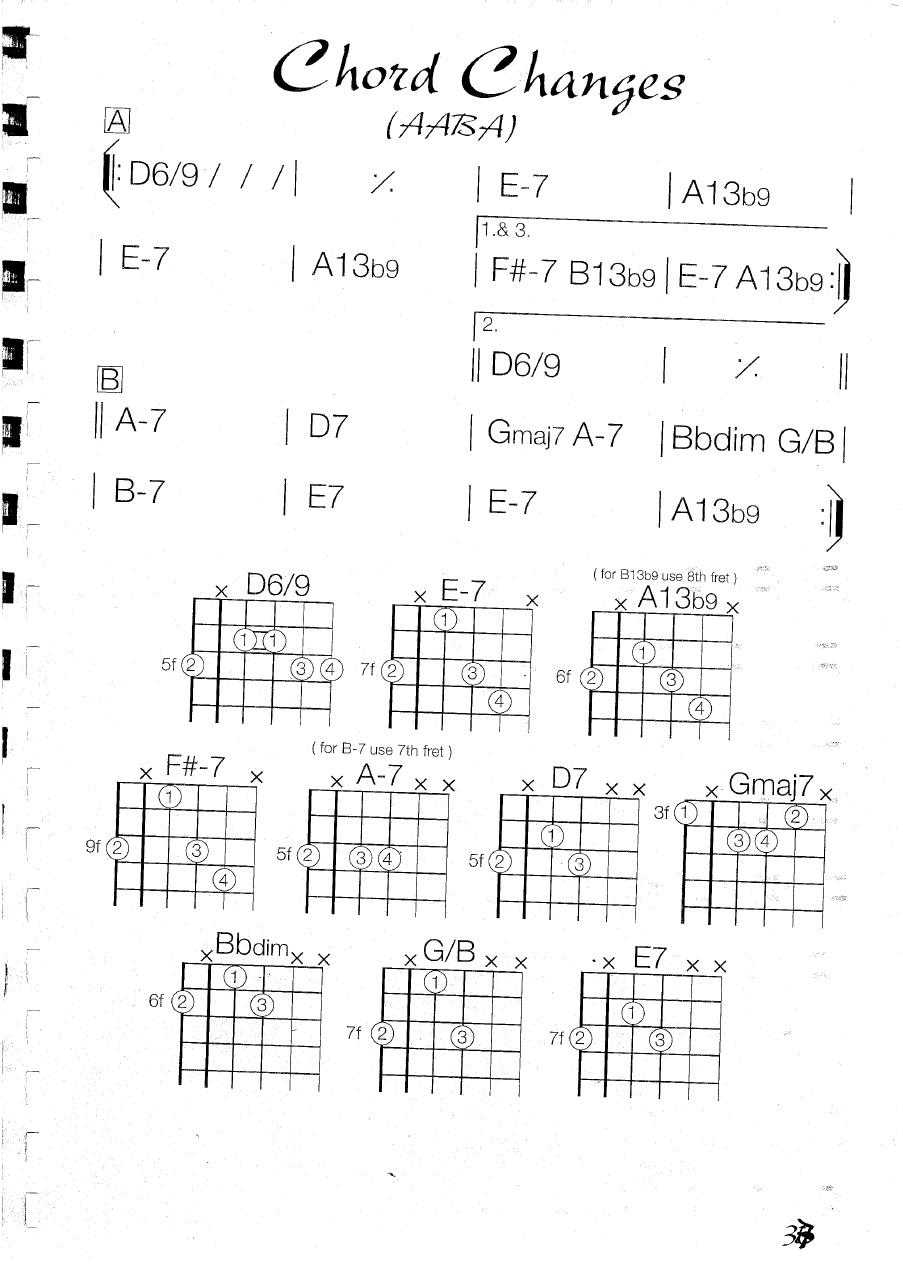 Why is the nolan book so full of 13b9 chords page 2 rncoquettegrilleg 2607k hexwebz Images