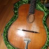 Old French Gypsy Guitar