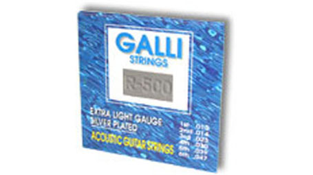 Galli R500 Gypsy Strings  (1 Set)