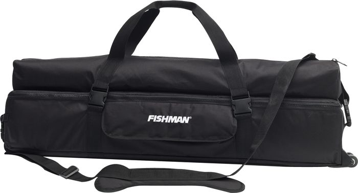 Fishman SA220 Solo Performance System with Gig Bag and Stand