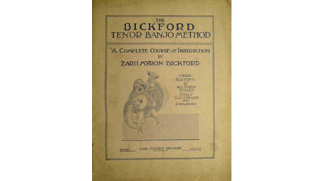 eBook: The Bickford Tenor Banjo Method