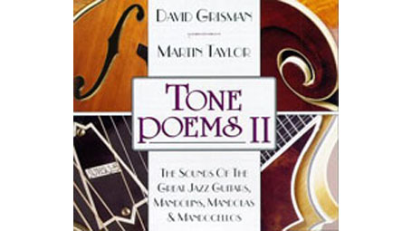Martin Taylor and David Grisman Tone Poems