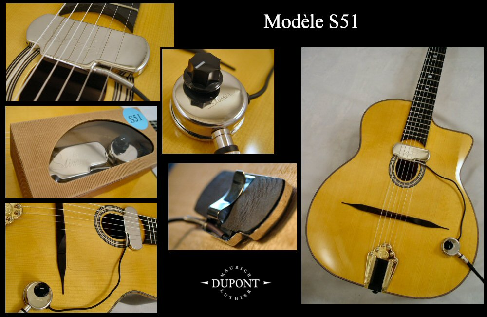 Maurice Dupont / Stimer reissue S51