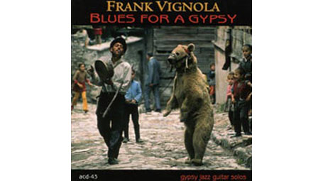 Frank Vignola Blues for a Gypsy
