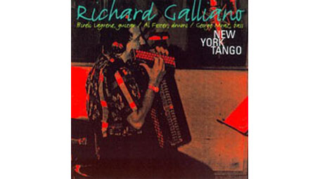 Bireli Lagrene and Richard Galliano New York Tango