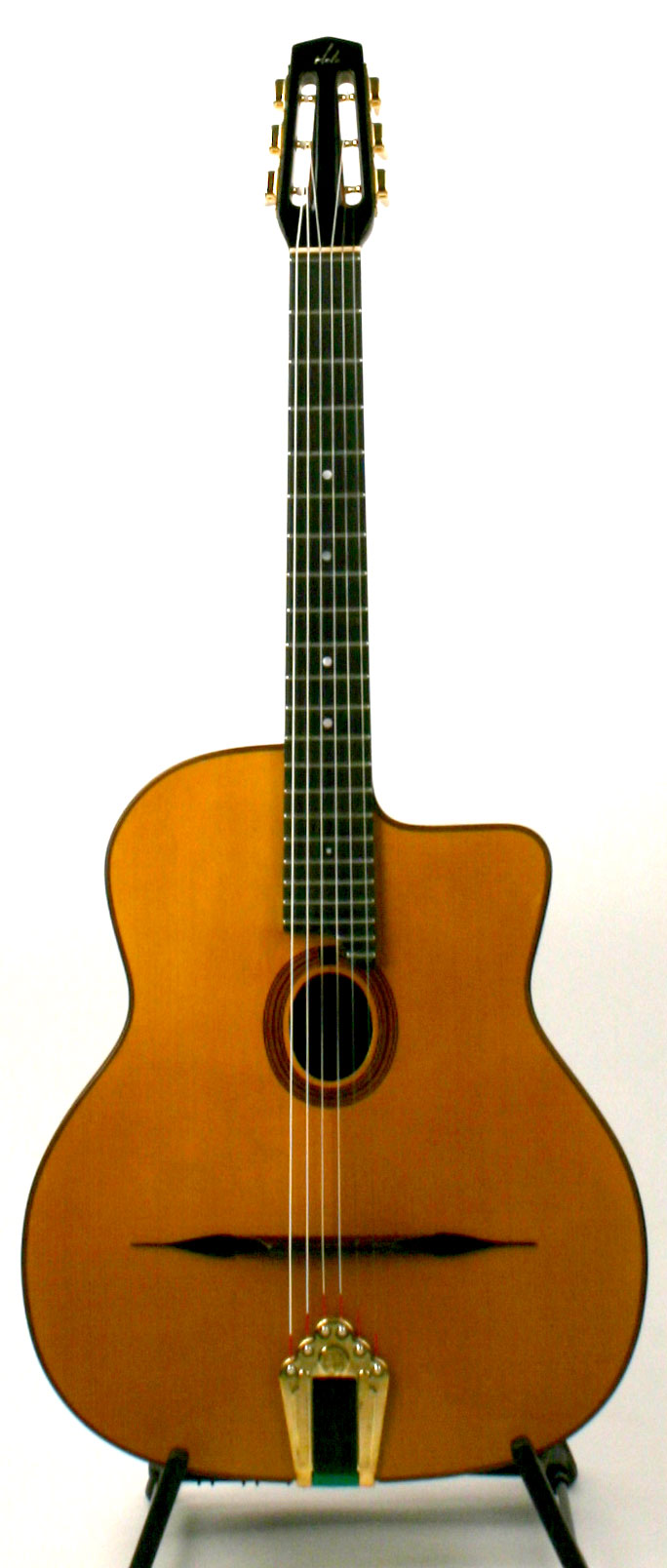 2016 Holo Traditional 12 Fret Short Scale