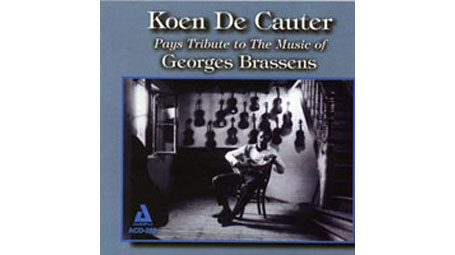 Koen de Cauter Pays Tribute to The Music of Georges Brassens