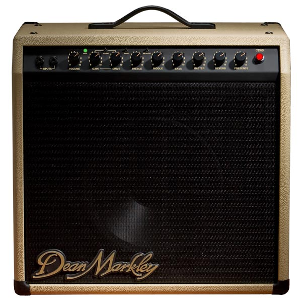Dean Markley CD60 Lead/Electric Amp