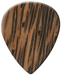 Clayton Wedge Wood Exotic Picks 3-Pack