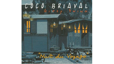 Coco Briaval Gipsy Swing Nuit du Voyage