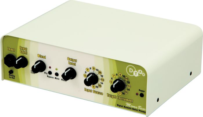 D-TAR Mama Bear Acoustic Guitar Preamp