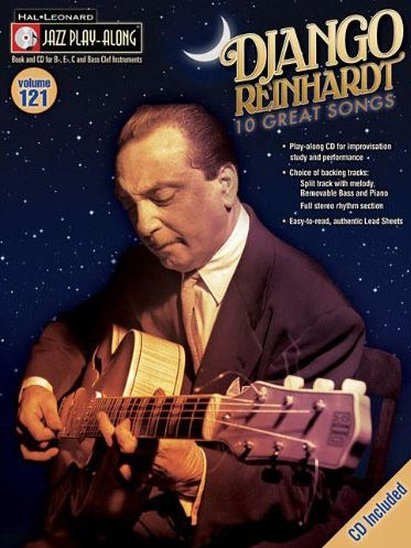 Django Reinhardt - Jazz Play-Along 121