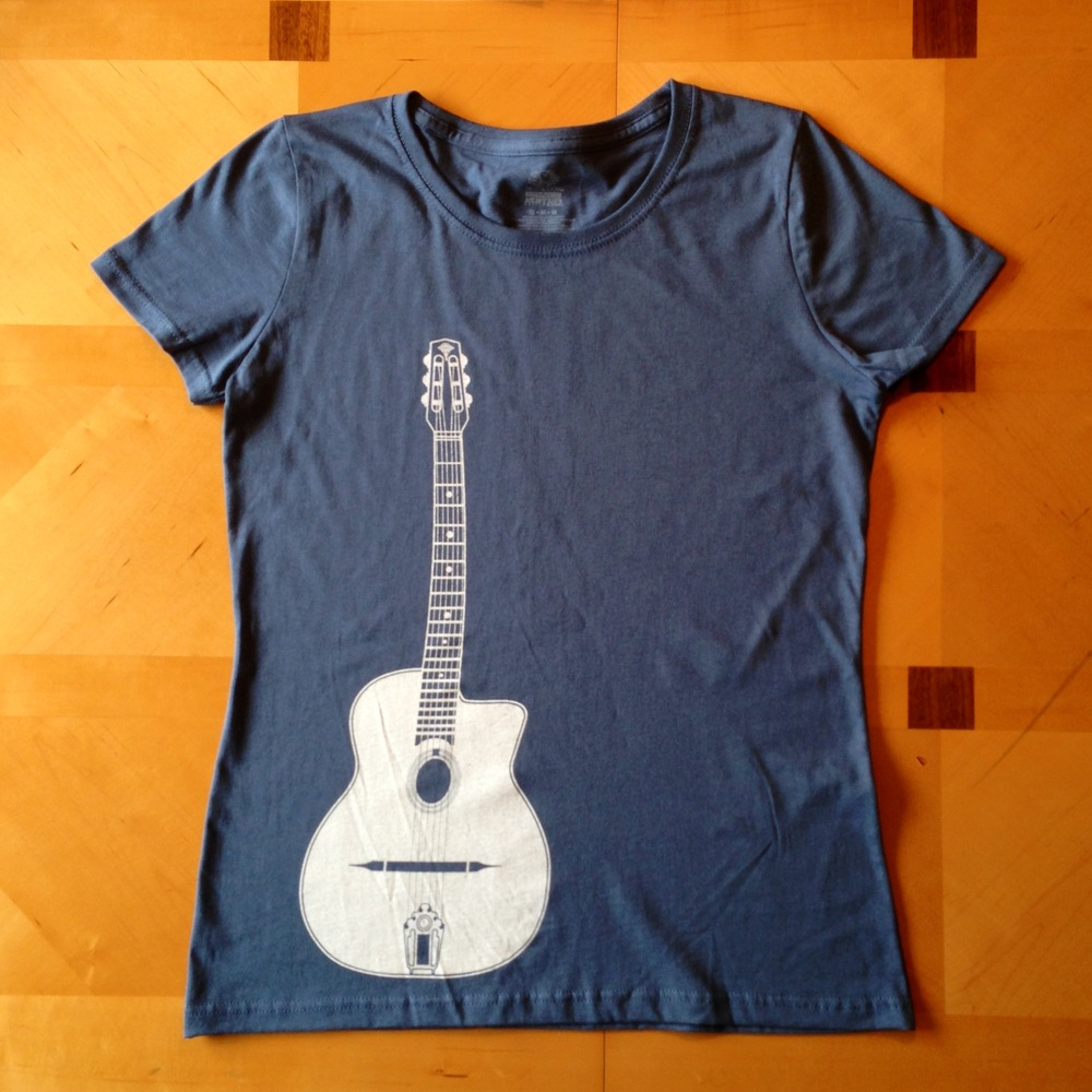 Women's Selmer Guitar Shirt