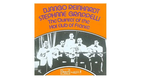 Django Reinhardt and Stephane Grappelli - The Quintet of the Hot Club of France