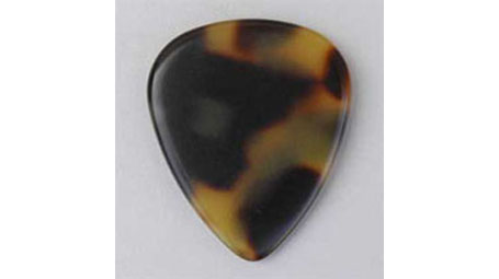 Dugain Flat Pick - Acetate 4mm