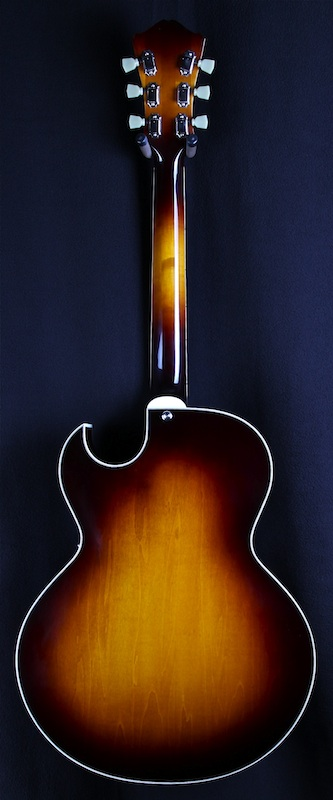 Eastman AR372CE-SB Electric Archtop