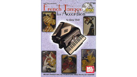 Gary Dahl French Tangos for Accordion