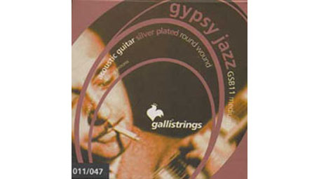 Galli Single Silk and Steel G Strings Light (10 Pack)