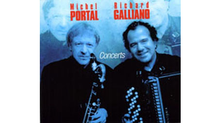 Richard Galliano and Michel Portal Concerts