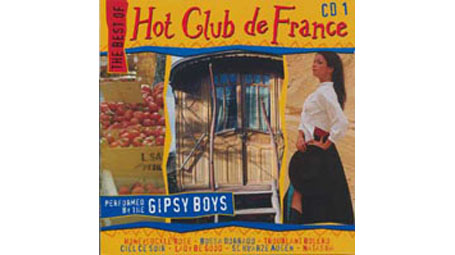 The Gipsy Boys The Best of the Hot Club de France