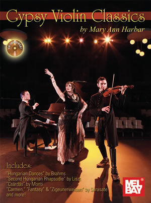 Gypsy Violin Classics (Book/CD Set)