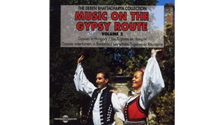 Music on the Gypsy Route - Volume 2 (2CDs)
