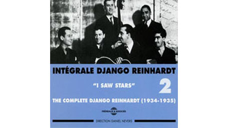 Integrale Django Reinhardt - Vol.2 (1934-1935) I Saw Stars