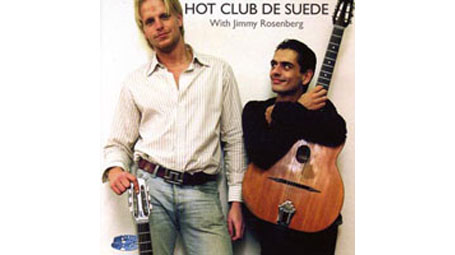 Hot Club de Suede with Jimmy Rosenberg