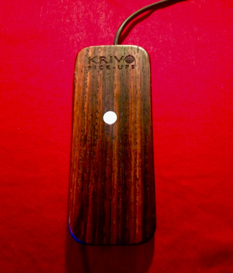 Krivo Nuevo Classic Single Coil Gypsy Jazz Guitar Pickup
