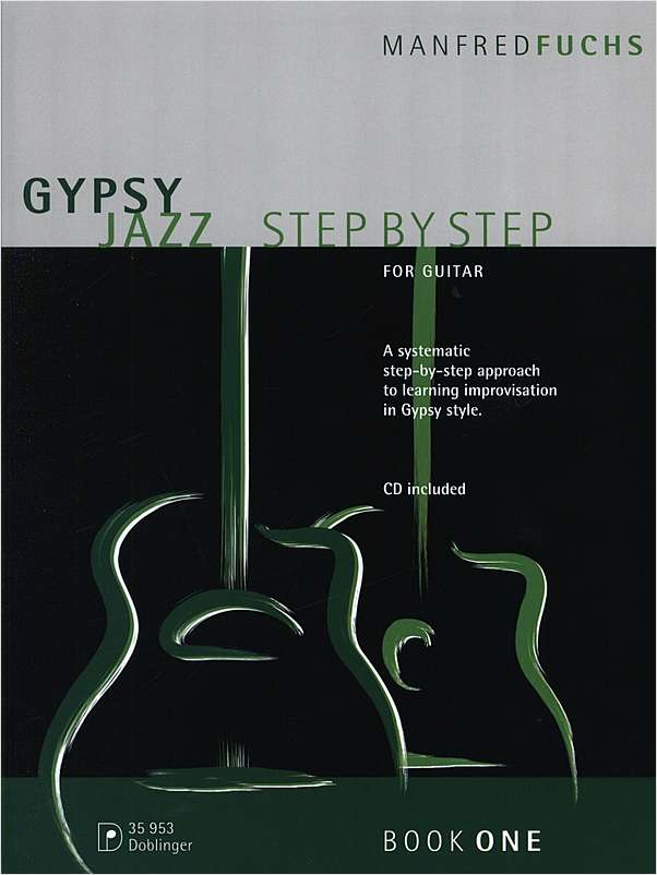 Manfred Fuchs - Gypsy Jazz Step by Step: Book One