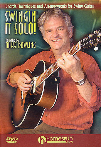 Mike Dowling - Swingin' It Solo!