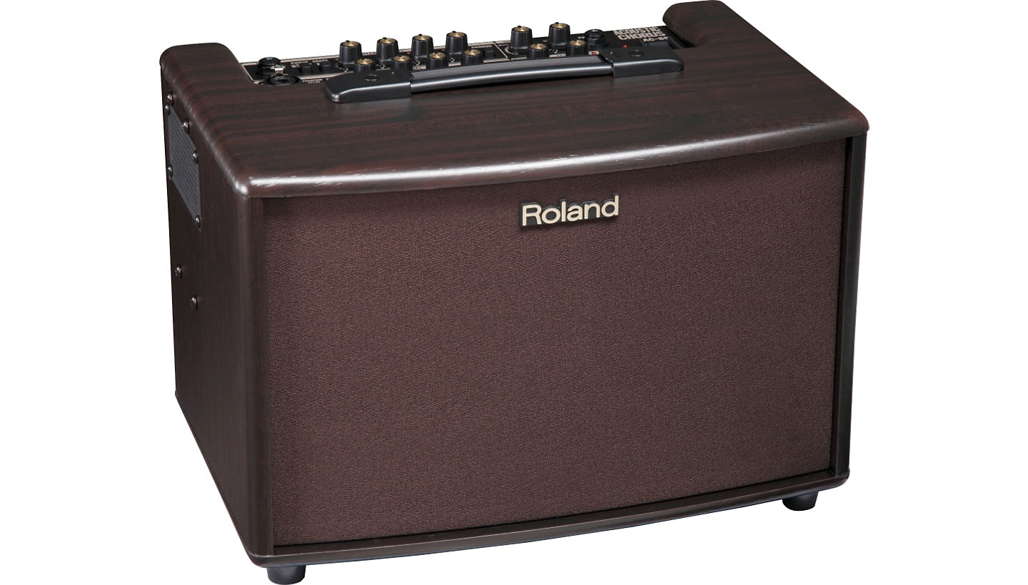 Roland AC 60RW ACOUSTIC AMPLIFIER (Rosewood Cabinet)