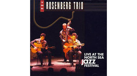 The Rosenberg Trio Live at the North Sea Festival