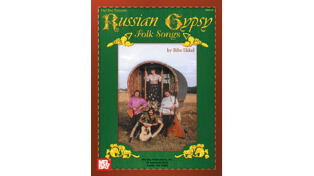 Bibs Ekkel Russian Gypsy Folk Songs