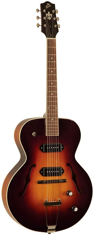The Loar LH-319-VS