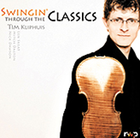Tim Kliphuis Swingin' Through the Classics
