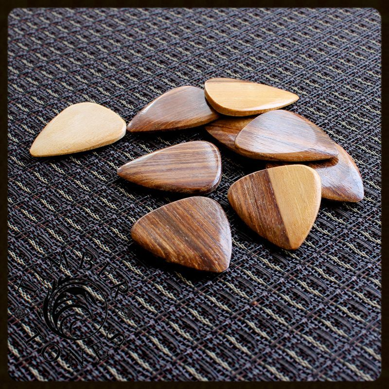 Timber Tones Pale Moon Ebony Pack of 4