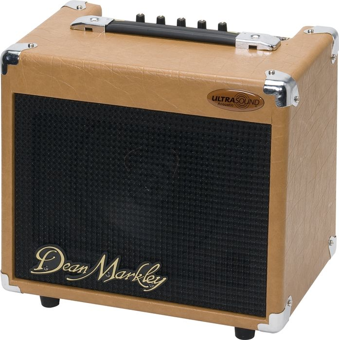 UltraSound Dean Markley AG-15M 15W 1x8 Acoustic Guitar Combo Amp