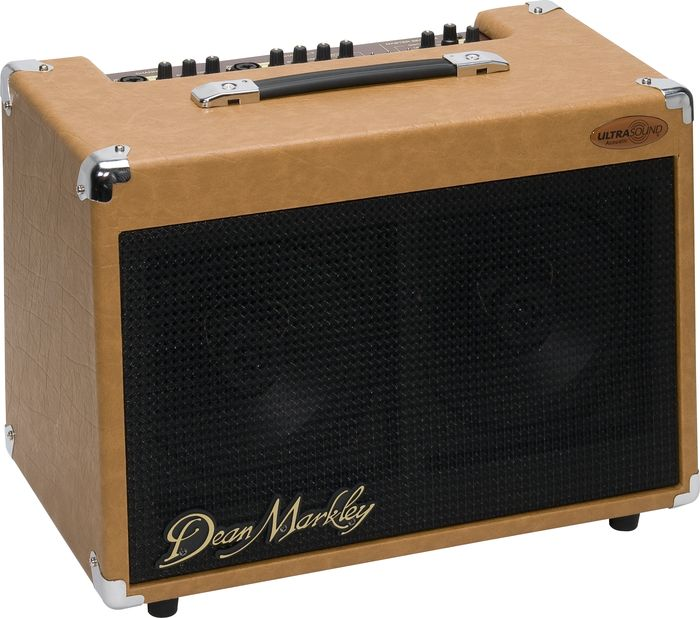 UltraSound Dean Markley DS4 50W 2x8 Acoustic Guitar Combo Amp
