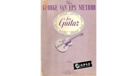 eBook: The George Van Eps Method for Guitar
