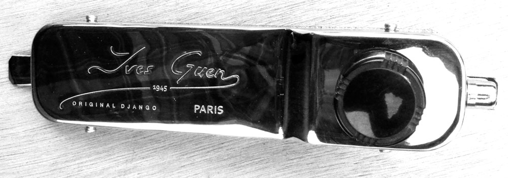 Yves Guen Original Pickup ST48 (Oval Hole)