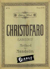 eBook: Christofaro Method for Mandolin