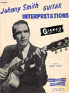 eBook: Johnny Smith Guitar Interpretations Vol.1