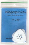 Wegen TF 140 Picks (2 Pack) LEFT HANDED