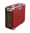 Phil Jones Pure Sound Briefcase with Cover RED