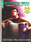 Accordeon Facile Volume 3 15 Accordion Standards with Play-Along CD
